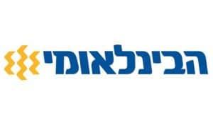 הבנק הבינלאומי לוגו